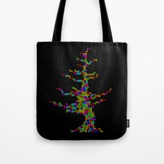 teTREEs Tote Bag