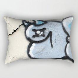 Crumbling Rectangular Pillow
