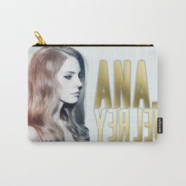 Anal Del Rey. Carry-All Pouch
