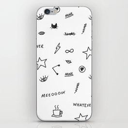 Things <3 iPhone Skin