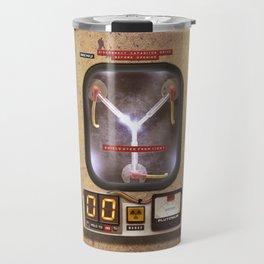 FLUX CAPACITOR Travel Mug