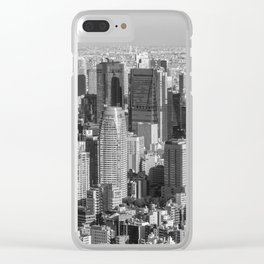 TOKYO 36 Clear iPhone Case