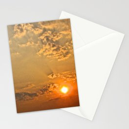 Sunset in the Clouds - The Peace Collection Stationery Cards
