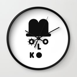Moloko Wall Clock