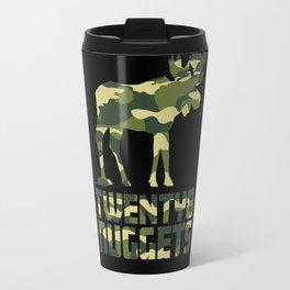 Camo Moose Travel Mug
