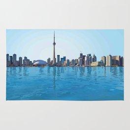 Queen City, Toronto Rug