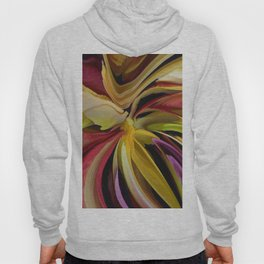 Abstract Composition 166 Hoody