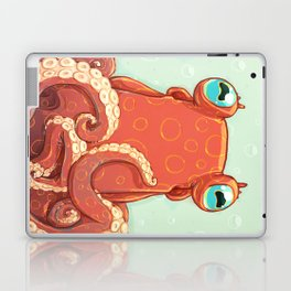 Goldie the Octopus Laptop & iPad Skin