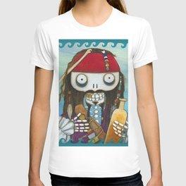 Captain Jacque T-shirt