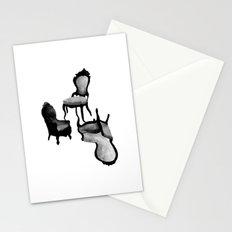 CHAIRS Stationery Cards