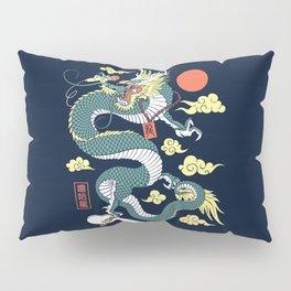 Hip Hop Dragon Pillow Sham