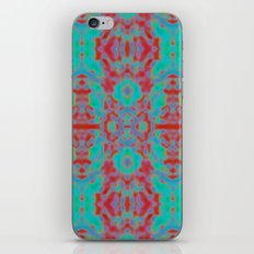 Glow Tapestry iPhone & iPod Skin