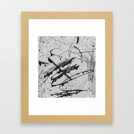 Wall Abstract Framed Art Print