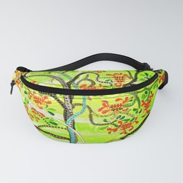"""""""The Resurgence"""" by ICA PAVON Fanny Pack"""