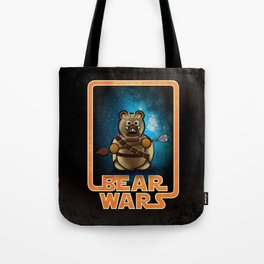 Bear Wars - Raider Tote Bag