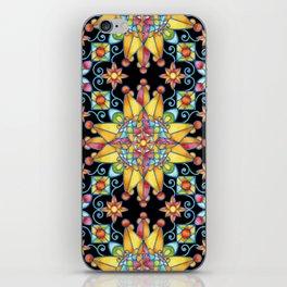 Sunshine Arabesque iPhone Skin
