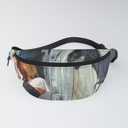 This Young Moment - Tag Line Fanny Pack