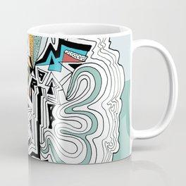 Maze Cones Coffee Mug
