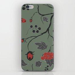 Forest Brier iPhone Skin