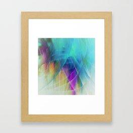 Filmy Things Framed Art Print