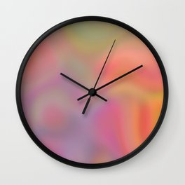 Swirl Wall Clock