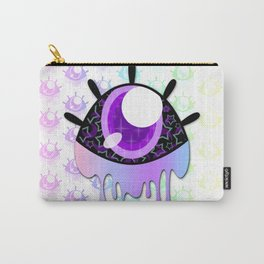 Melty Monster Eye Carry-All Pouch