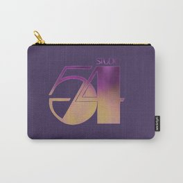 Studio 54 Carry-All Pouch