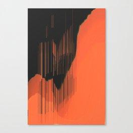 Stalactites Canvas Print