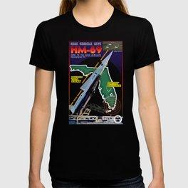 HM-69 Missile Site T-shirt