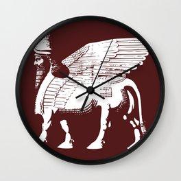Lamassu Wall Clock
