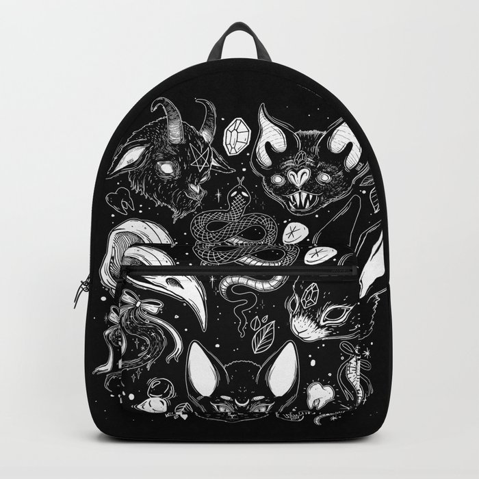 FAMILIAR SPIRITS Backpack