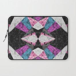 Marble Geometric Background G438 Laptop Sleeve