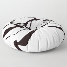 "Wing Chun ""How I Roll""; Wing Tsun / Ving Tsun Floor Pillow"