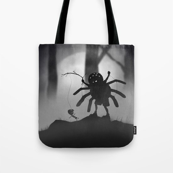Limbo Kid Tote Bag