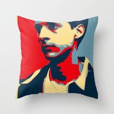 Meta Throw Pillow
