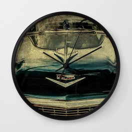 Chevy Impala Wall Clock