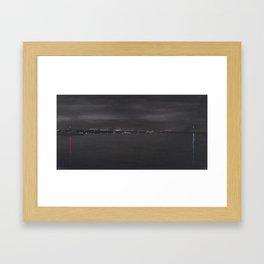 Dana Point Harbor South Framed Art Print