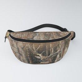 Deer - Birchwood Buck Fanny Pack