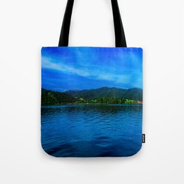 Bavaria Lake Schliersee Tote Bag