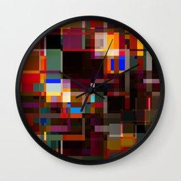 it's saturday Wall Clock