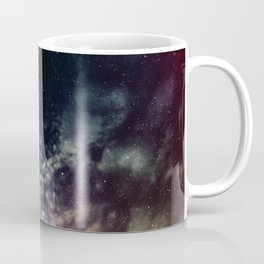 Polychrome Moon Coffee Mug