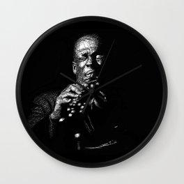 Trane - Jazz Saxophone Wall Clock