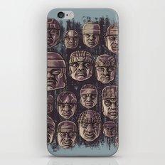The Olmecs iPhone Skin