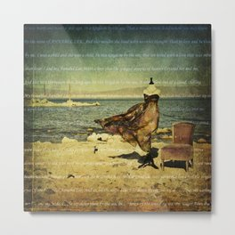 Annabel Lee Metal Print