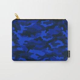 CAMO Deep Blue Carry-All Pouch