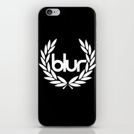 blur2 iPhone Skin