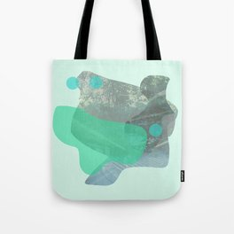 Green Garden Tote Bag