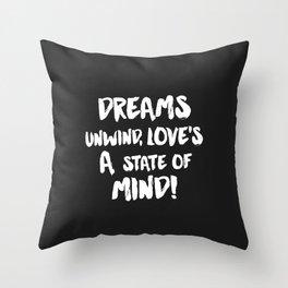 Rhiannon Lyrics  Throw Pillow