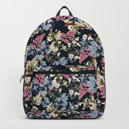 Blossom in the night Backpack
