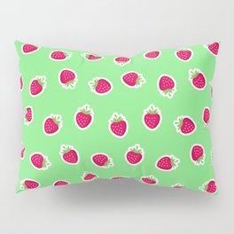 Strawberry Field Pillow Sham